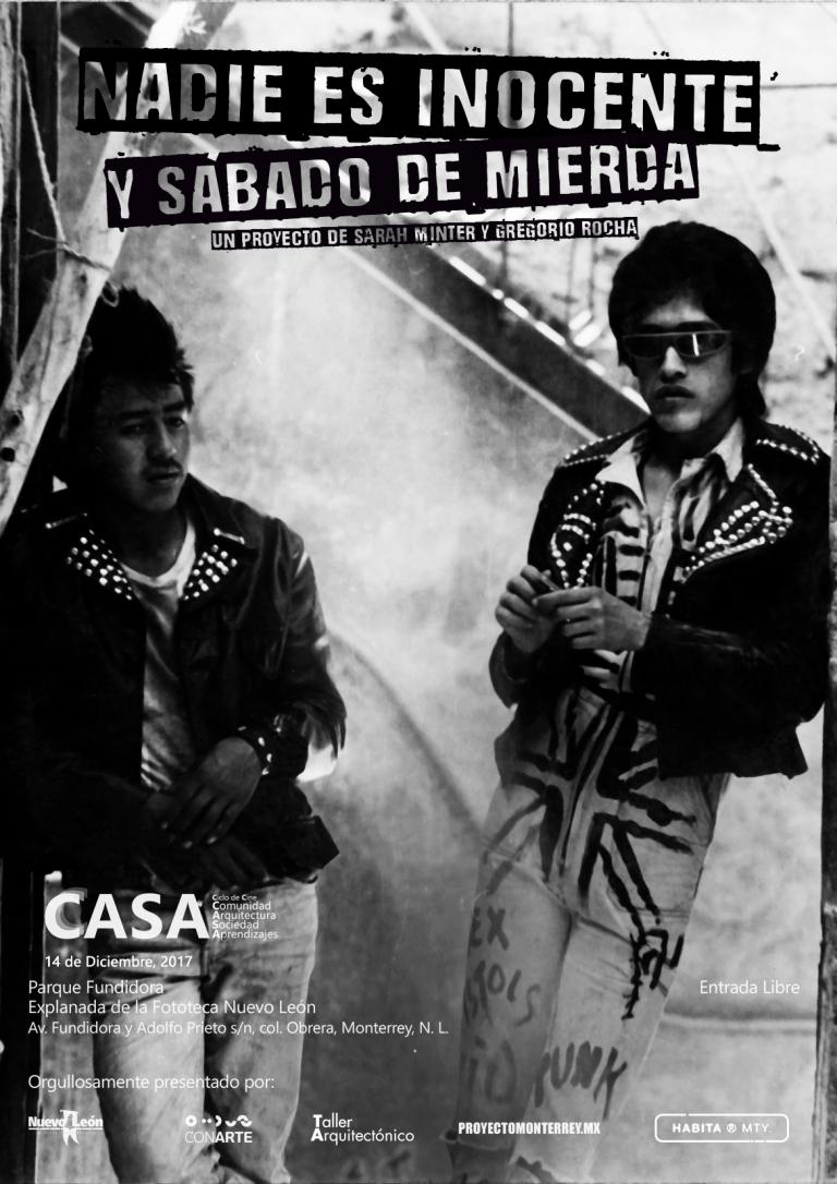 CCCASA - Nadie es Inocente - Sábado de Mierda 005