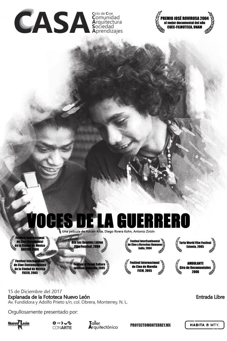 CCCasa - Voces de la Guerrero